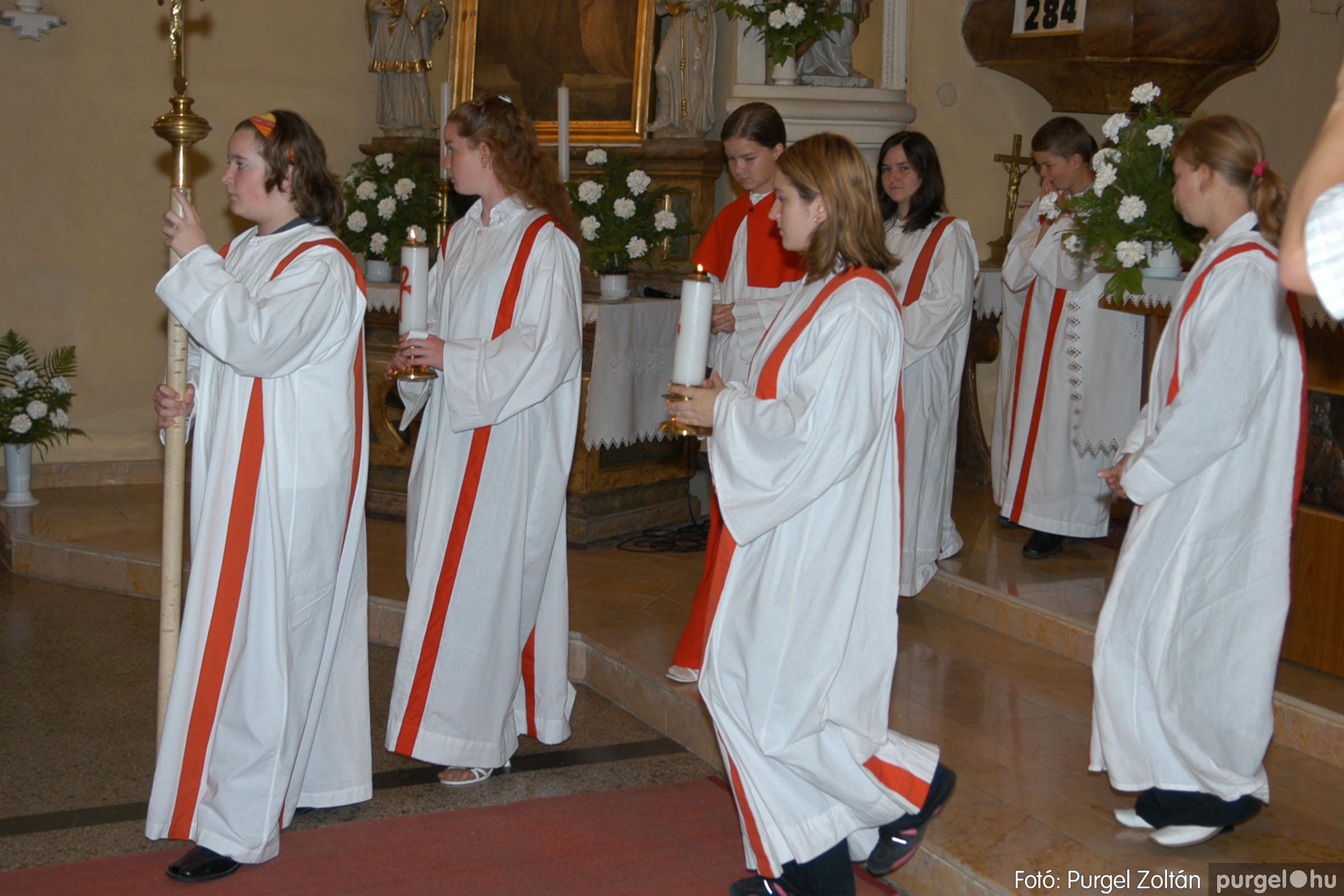 2006.05.21. 058 Kisboldogasszony templom elsőáldozás - Fotó:PURGEL ZOLTÁN© DSC_0316q.jpg