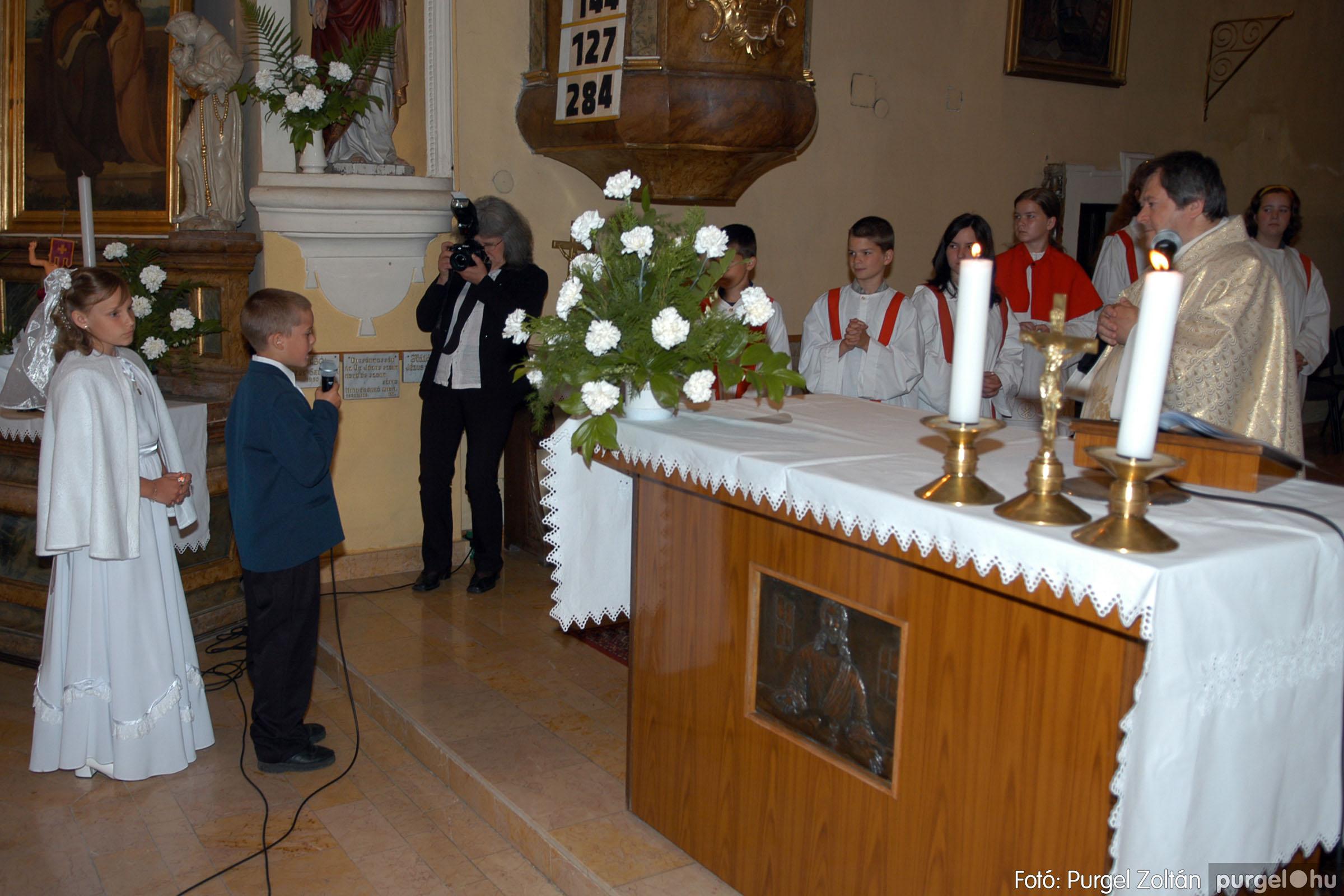 2006.05.21. 049 Kisboldogasszony templom elsőáldozás - Fotó:PURGEL ZOLTÁN© DSC_0300q.jpg