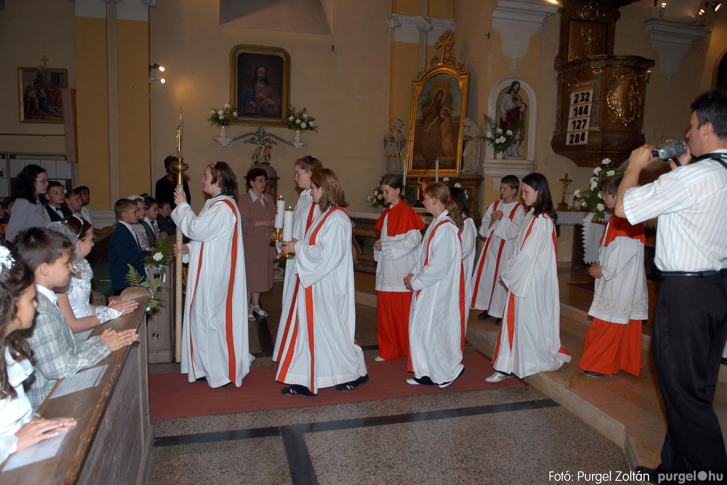 2006.05.21. 059 Kisboldogasszony templom elsőáldozás - Fotó:PURGEL ZOLTÁN© DSC_0317q.jpg