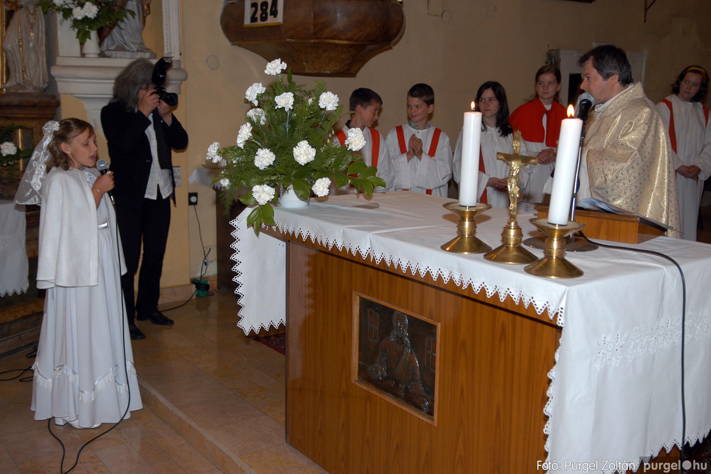 2006.05.21. 050 Kisboldogasszony templom elsőáldozás - Fotó:PURGEL ZOLTÁN© DSC_0303q.jpg