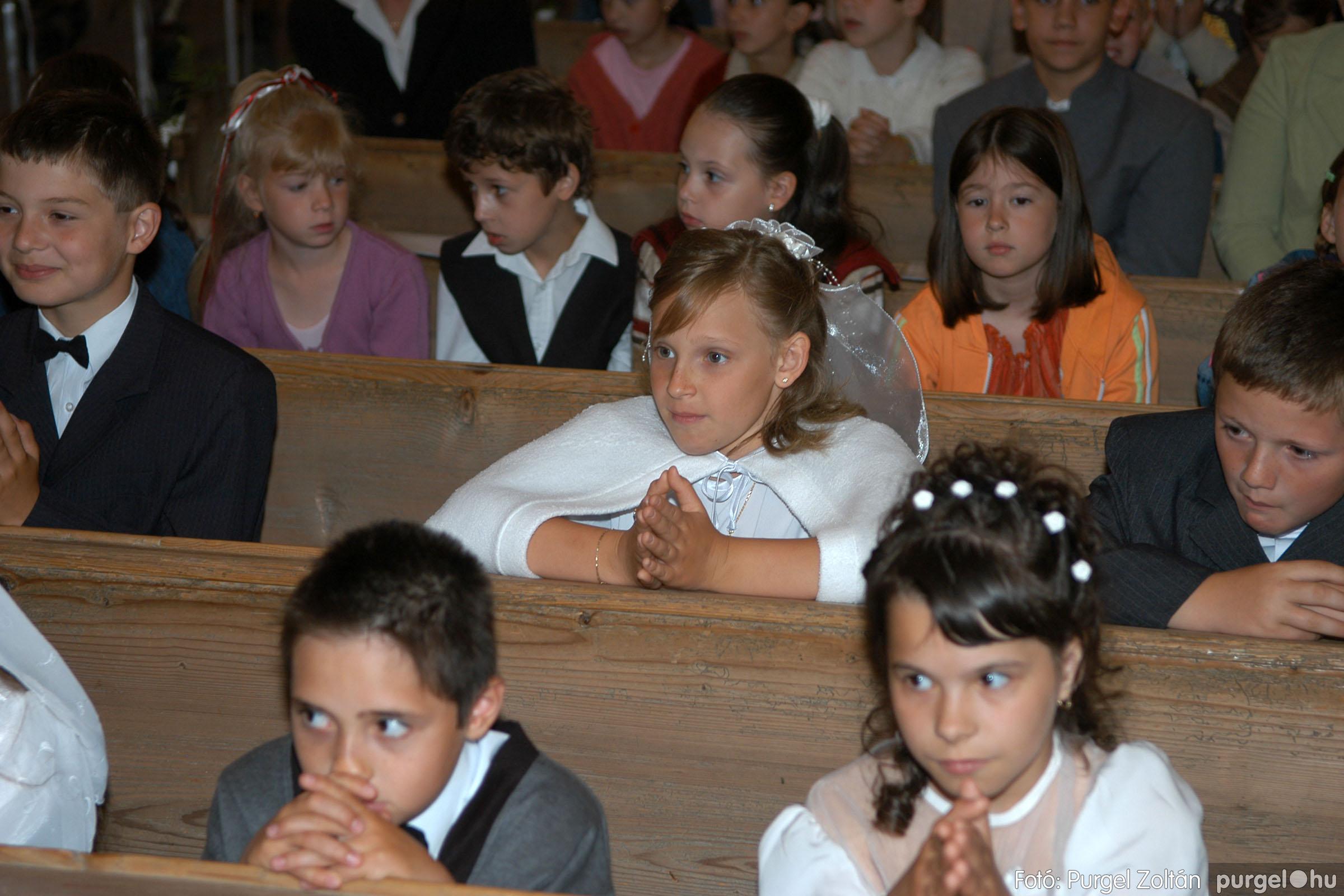 2006.05.21. 040 Kisboldogasszony templom elsőáldozás - Fotó:PURGEL ZOLTÁN© DSC_0283q.jpg