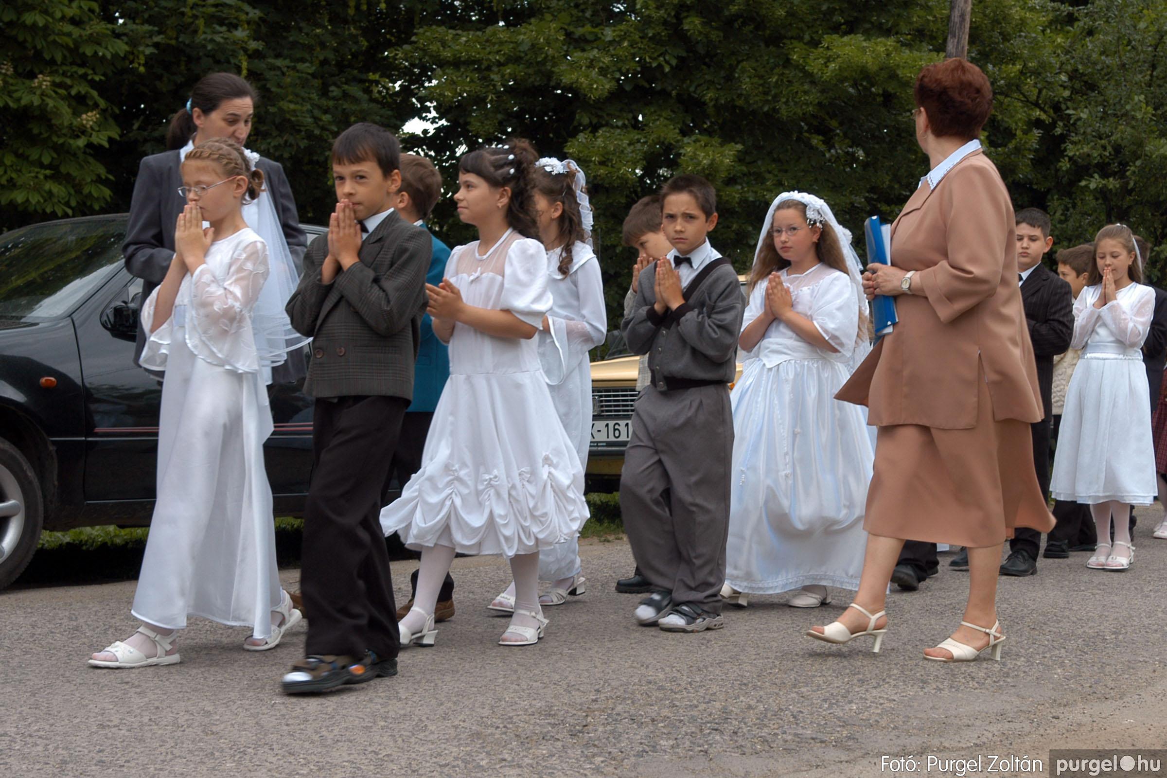 2006.05.21. 008 Kisboldogasszony templom elsőáldozás - Fotó:PURGEL ZOLTÁN© DSC_0230q.jpg