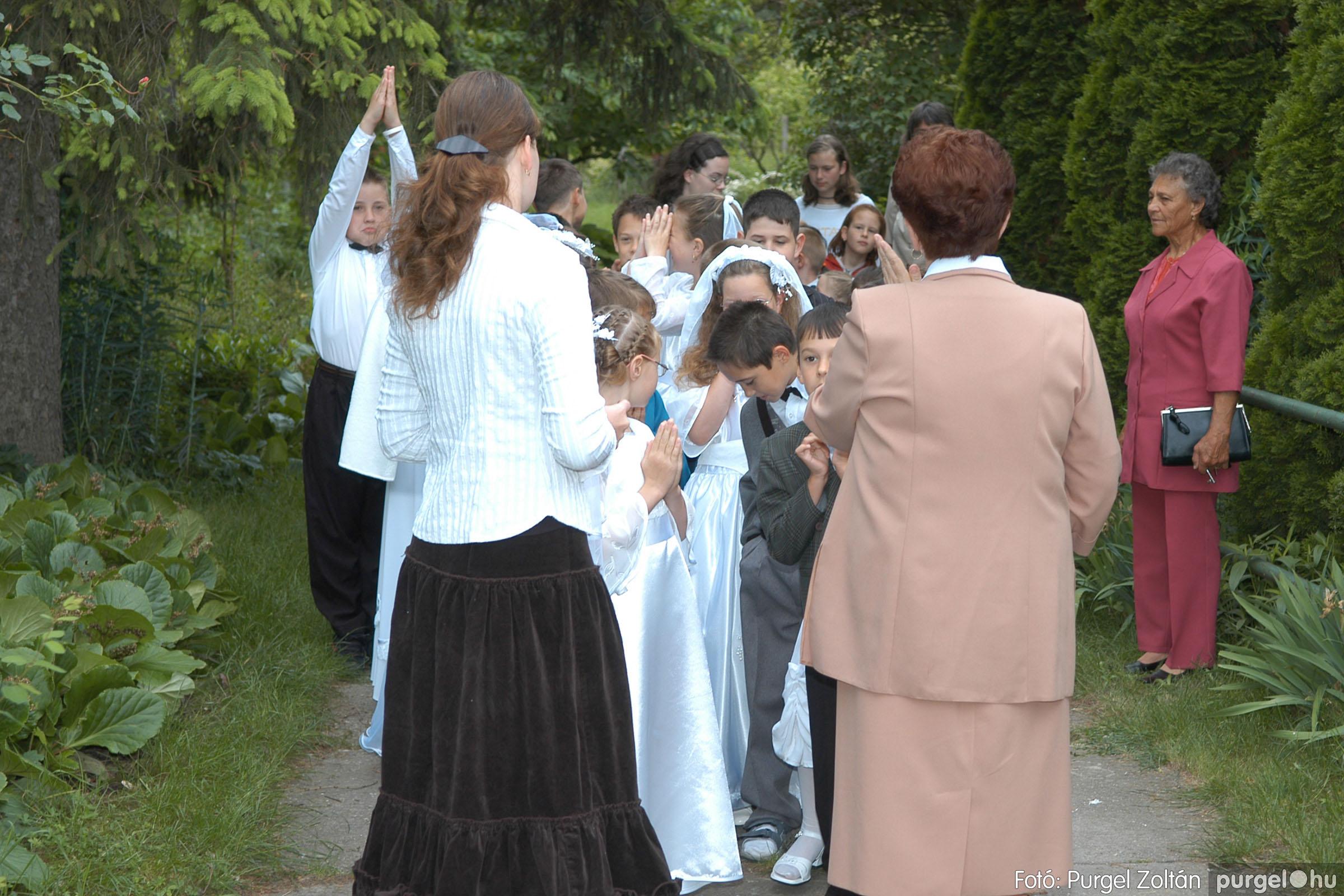 2006.05.21. 001 Kisboldogasszony templom elsőáldozás - Fotó:PURGEL ZOLTÁN© DSC_0222q.jpg