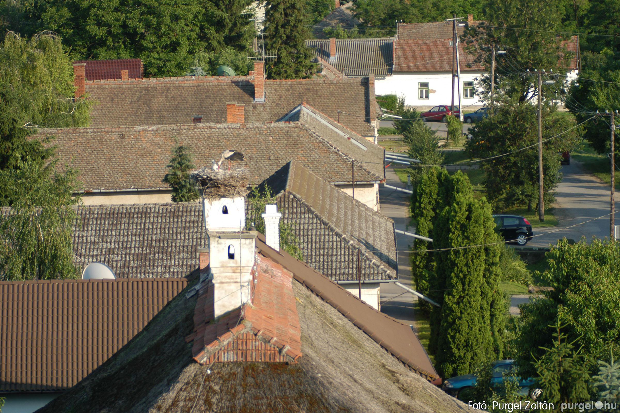 2006.06.16. 008 Kilátás a Kisboldogasszony Templom tornyából - Fotó:PURGEL ZOLTÁN© DSC_0026q.jpg
