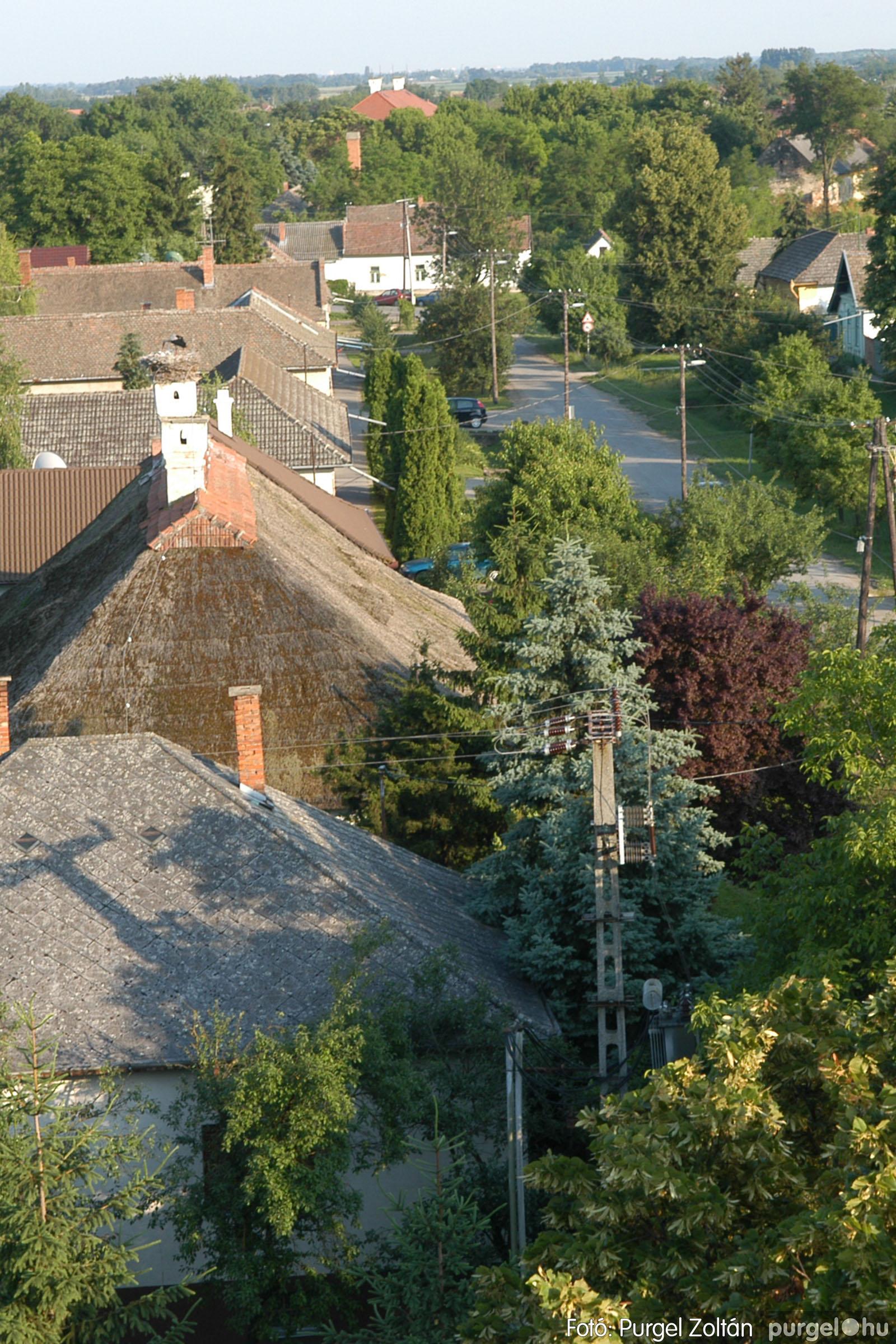 2006.06.16. 018 Kilátás a Kisboldogasszony Templom tornyából - Fotó:PURGEL ZOLTÁN© DSC_0041q.jpg