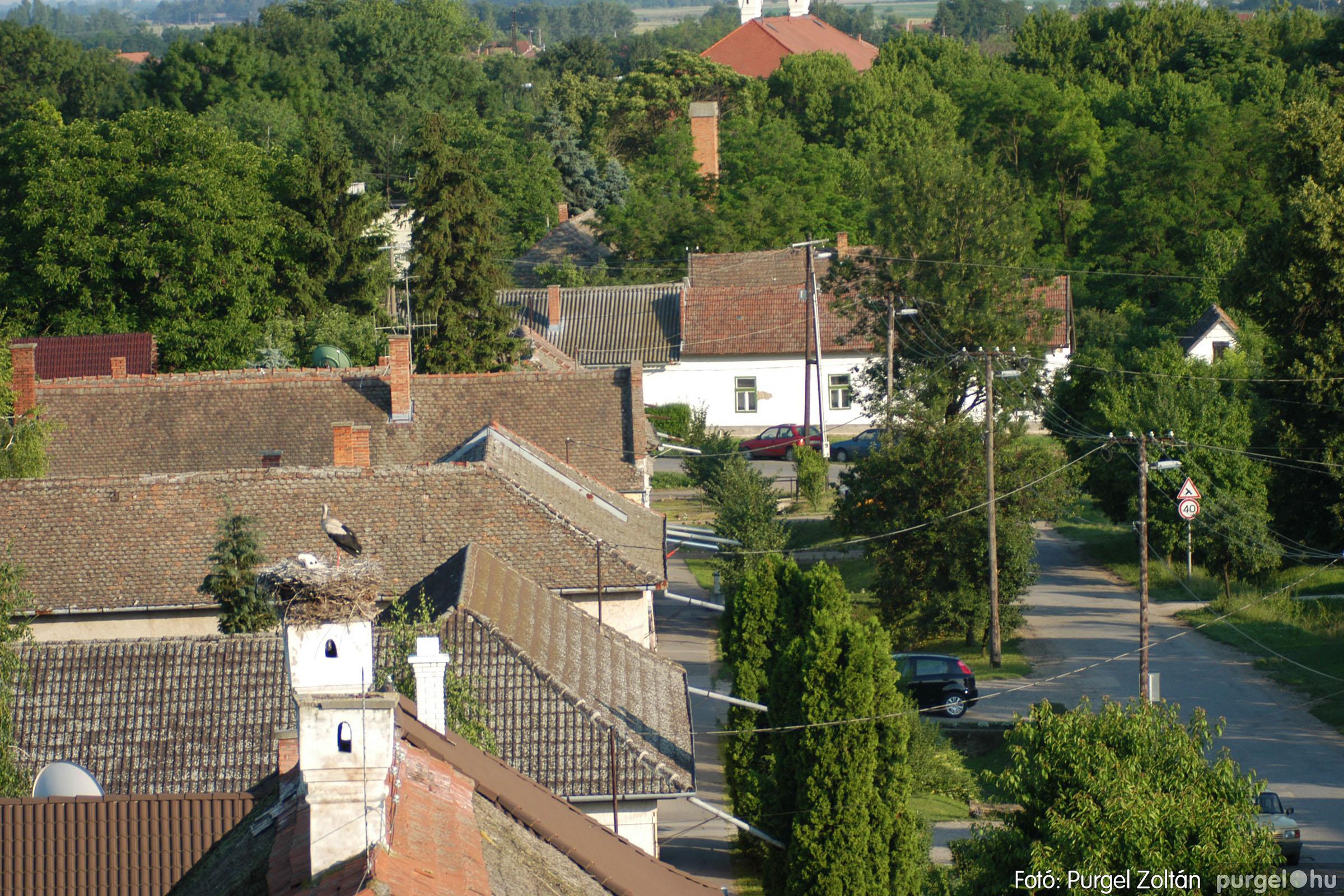 2006.06.16. 003 Kilátás a Kisboldogasszony Templom tornyából - Fotó:PURGEL ZOLTÁN© DSC_0019q.jpg