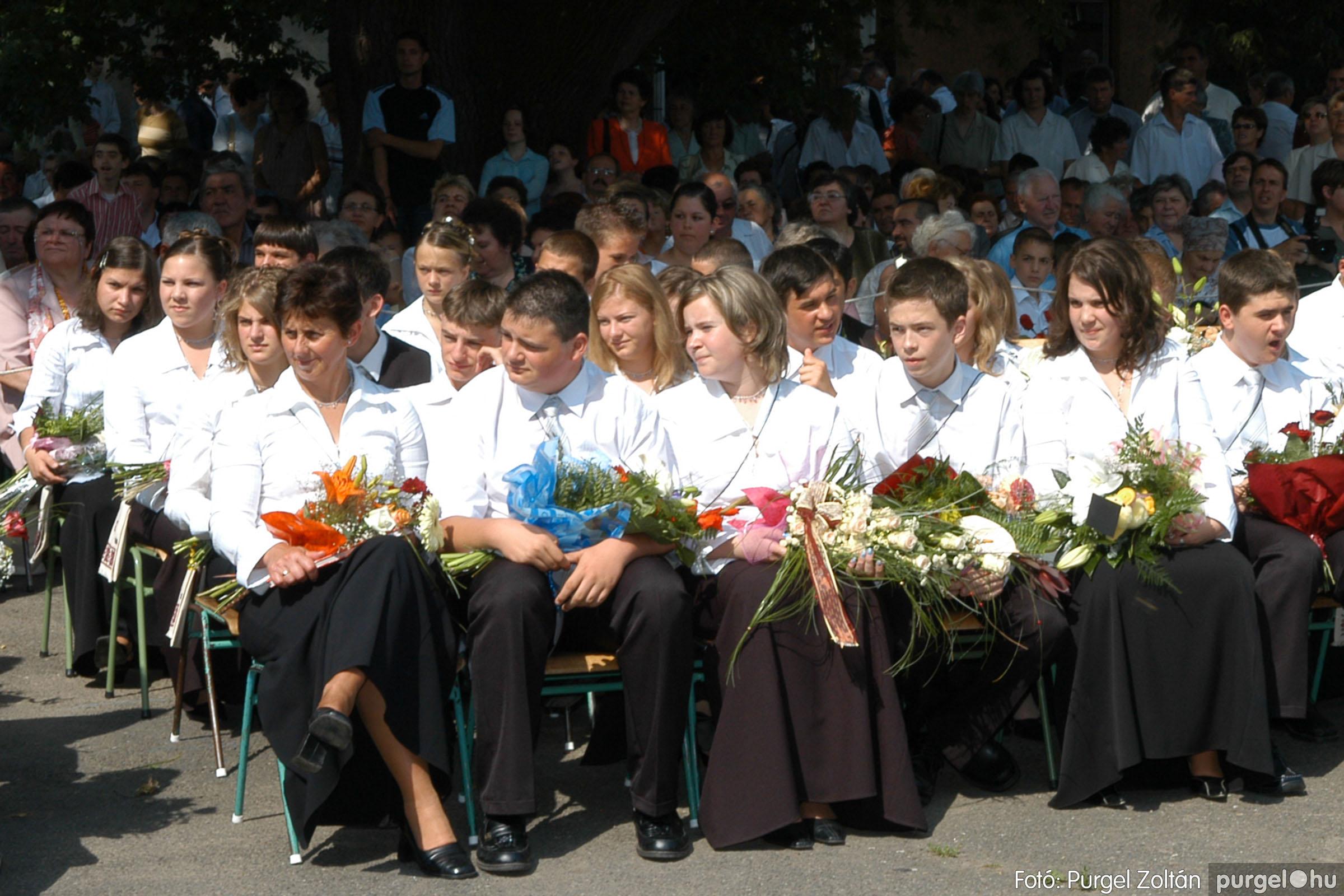 2006.06.17. 058 Forray Máté Általános Iskola ballagás 2006. - Fotó:PURGEL ZOLTÁN© DSC_0079q.jpg
