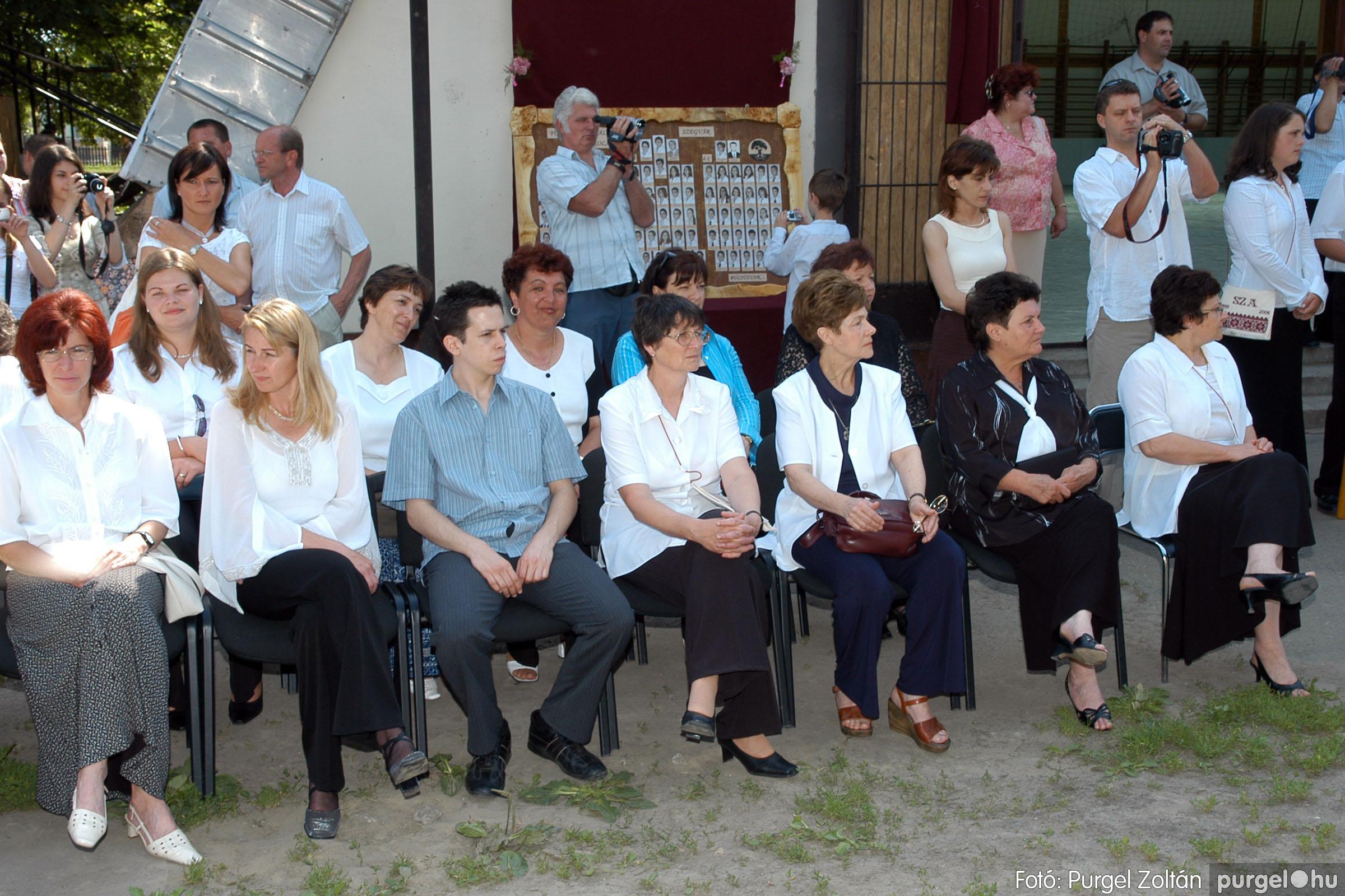 2006.06.17. 053 Forray Máté Általános Iskola ballagás 2006. - Fotó:PURGEL ZOLTÁN© DSC_0072q.jpg