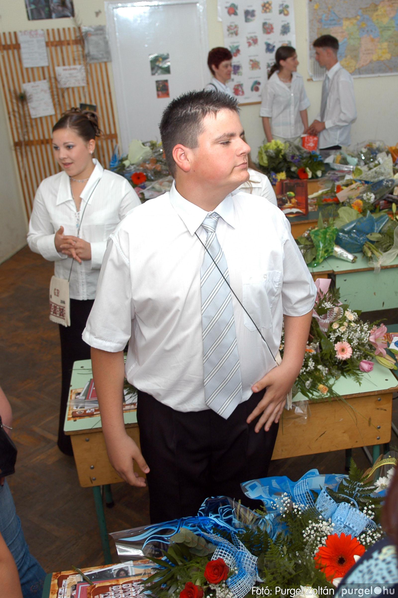 2006.06.17. 005 Forray Máté Általános Iskola ballagás 2006. - Fotó:PURGEL ZOLTÁN© DSC_0009q.jpg
