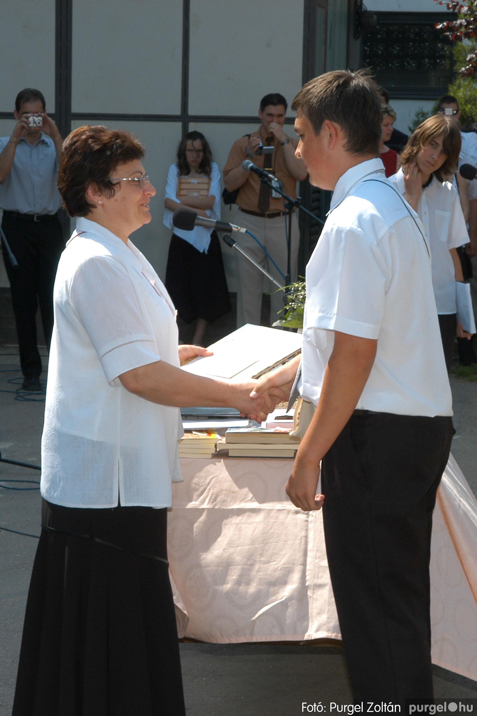 2006.06.17. 091 Forray Máté Általános Iskola ballagás 2006. - Fotó:PURGEL ZOLTÁN© DSC_0117qú.jpg