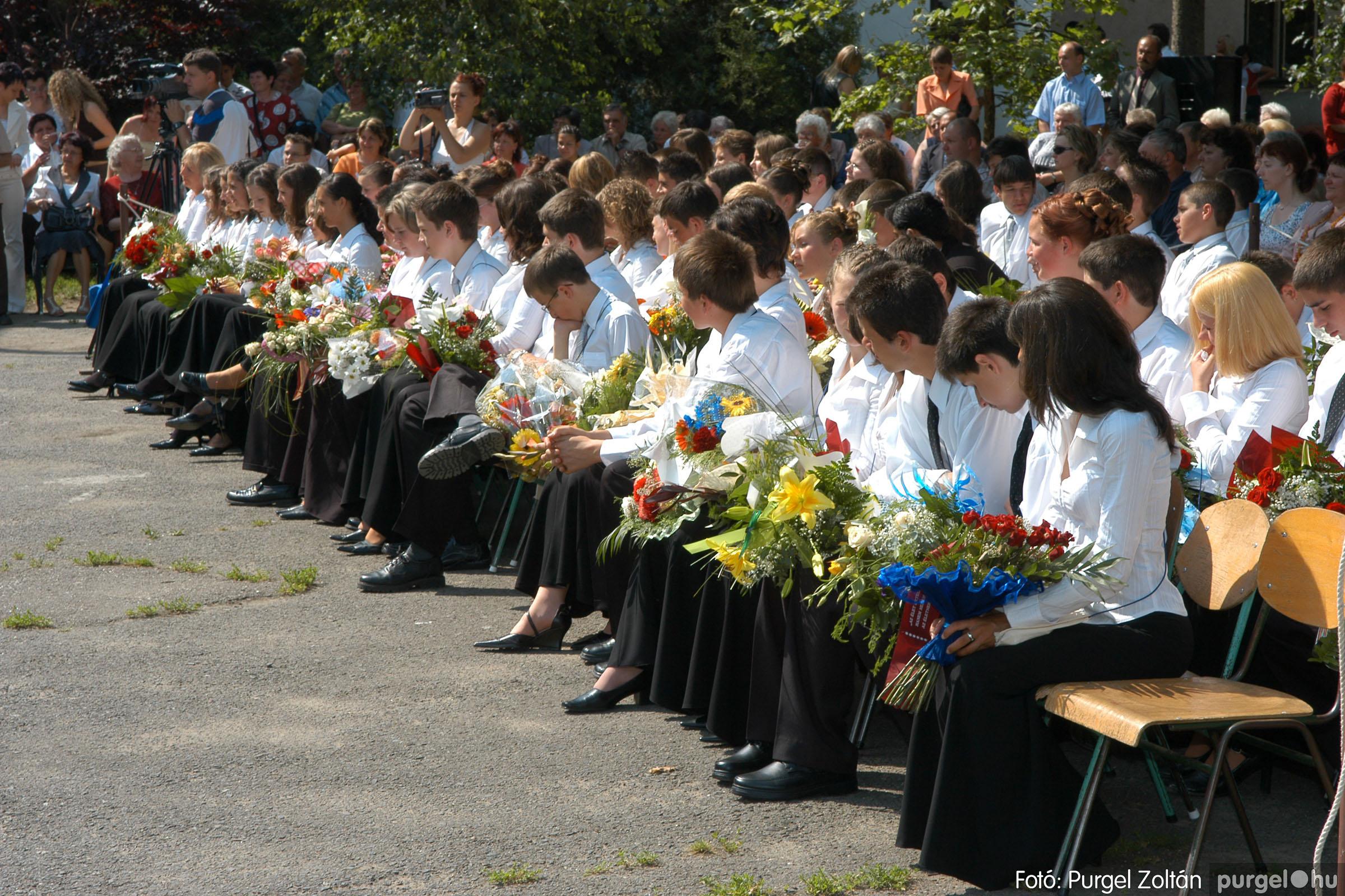 2006.06.17. 087 Forray Máté Általános Iskola ballagás 2006. - Fotó:PURGEL ZOLTÁN© DSC_0111q.jpg