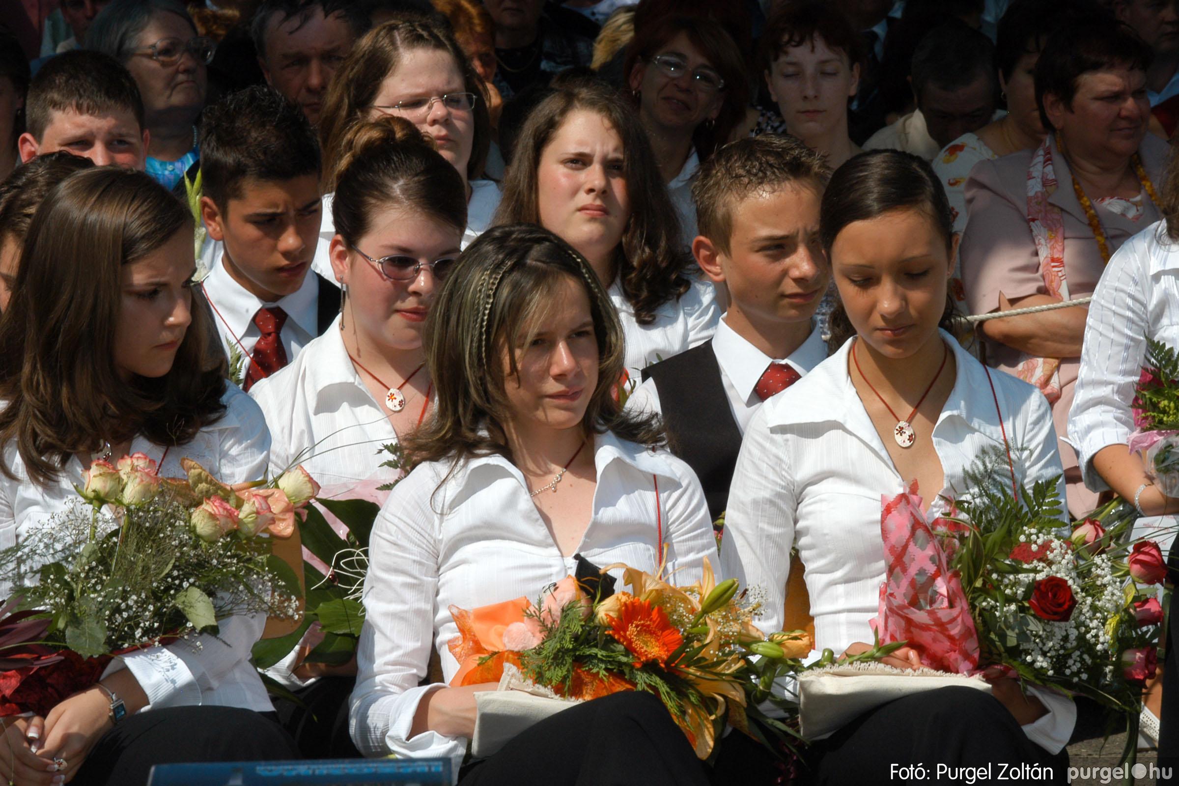2006.06.17. 081 Forray Máté Általános Iskola ballagás 2006. - Fotó:PURGEL ZOLTÁN© DSC_0104q.jpg