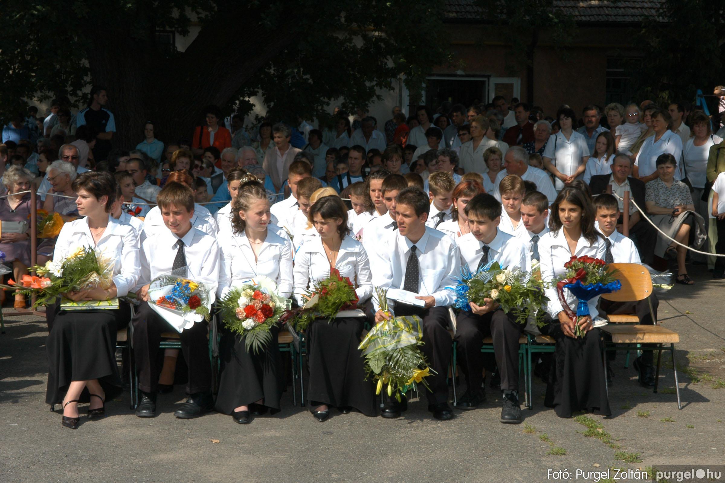 2006.06.17. 063 Forray Máté Általános Iskola ballagás 2006. - Fotó:PURGEL ZOLTÁN© DSC_0084q.jpg