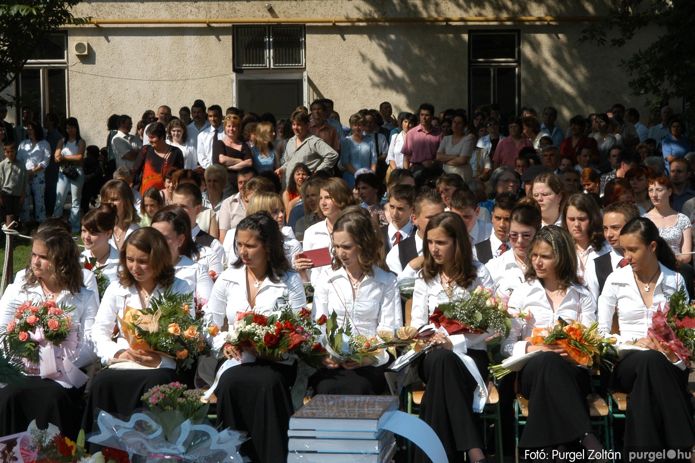 2006.06.17. 060 Forray Máté Általános Iskola ballagás 2006. - Fotó:PURGEL ZOLTÁN© DSC_0081q.jpg