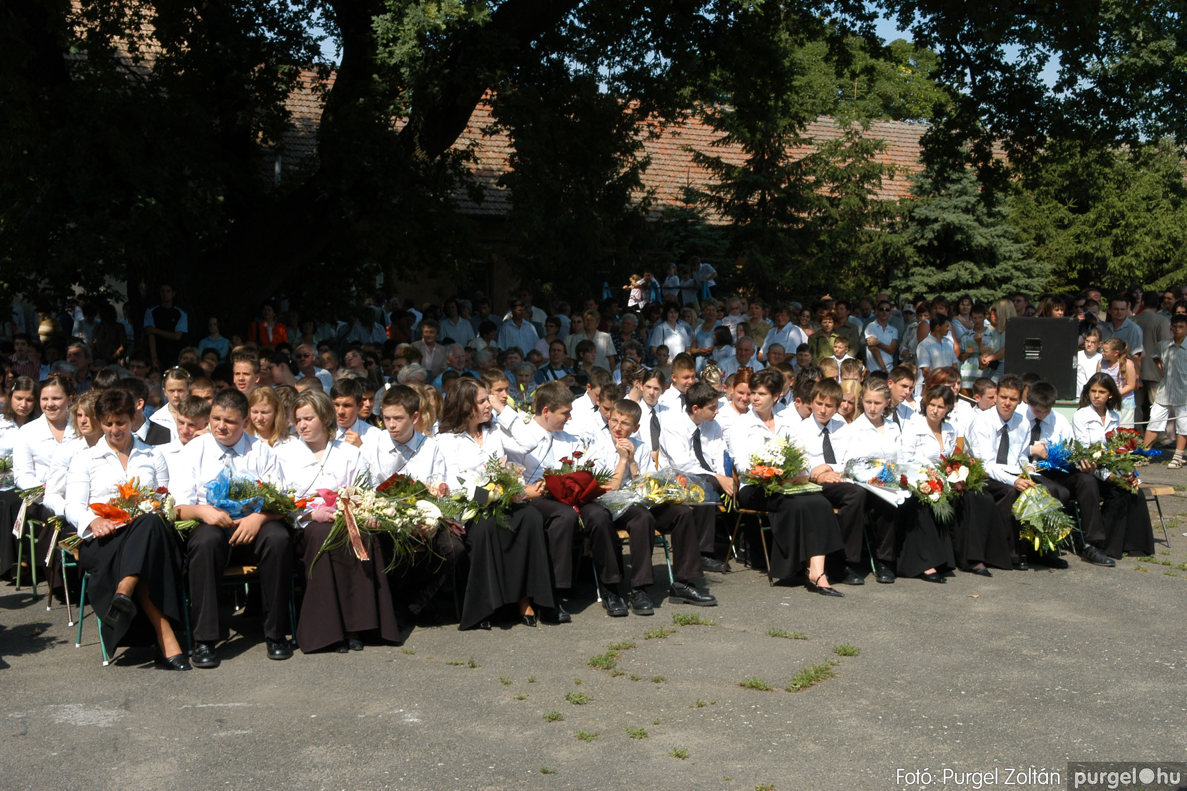 2006.06.17. 059 Forray Máté Általános Iskola ballagás 2006. - Fotó:PURGEL ZOLTÁN© DSC_0080q.jpg