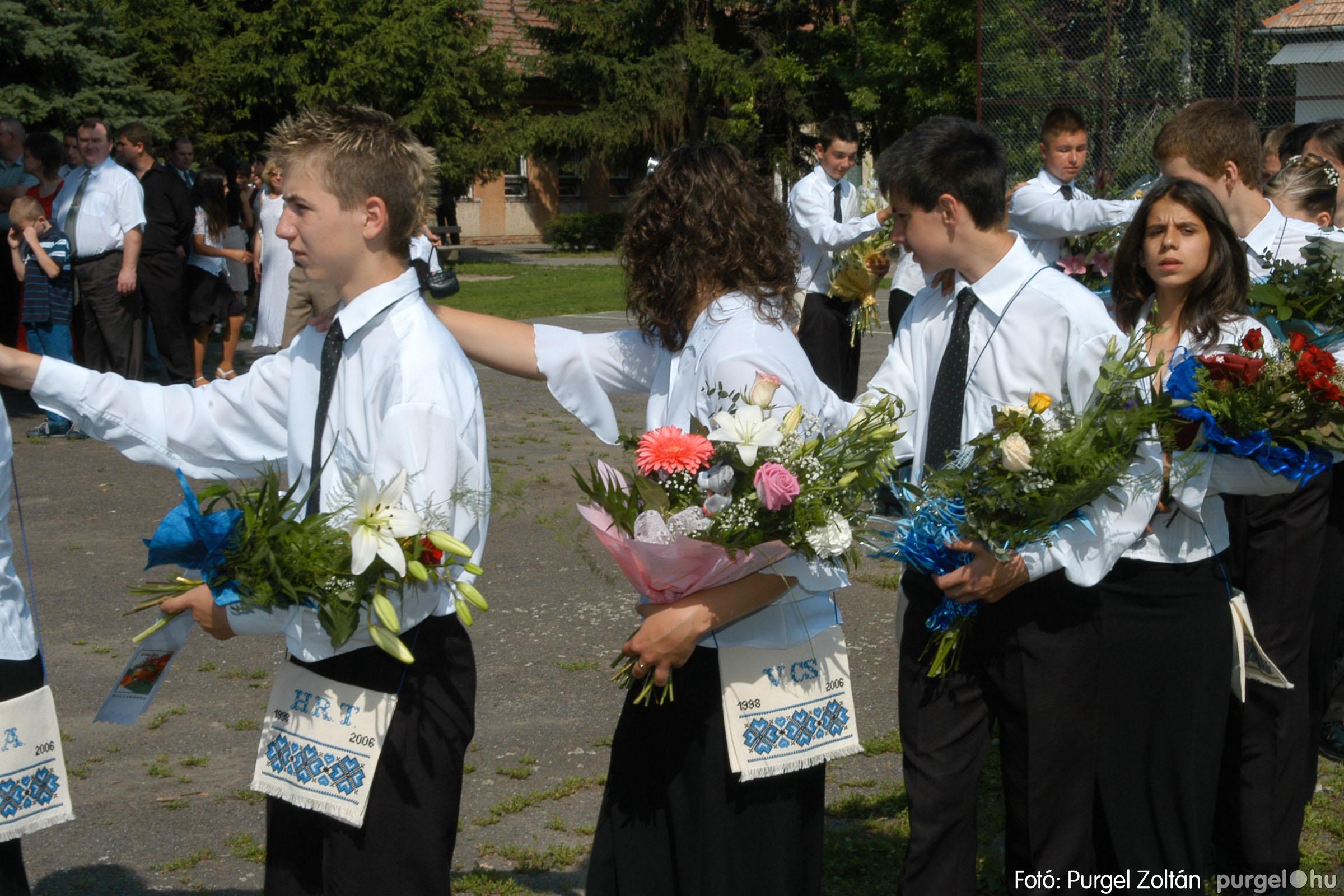 2006.06.17. 048 Forray Máté Általános Iskola ballagás 2006. - Fotó:PURGEL ZOLTÁN© DSC_0067q.jpg
