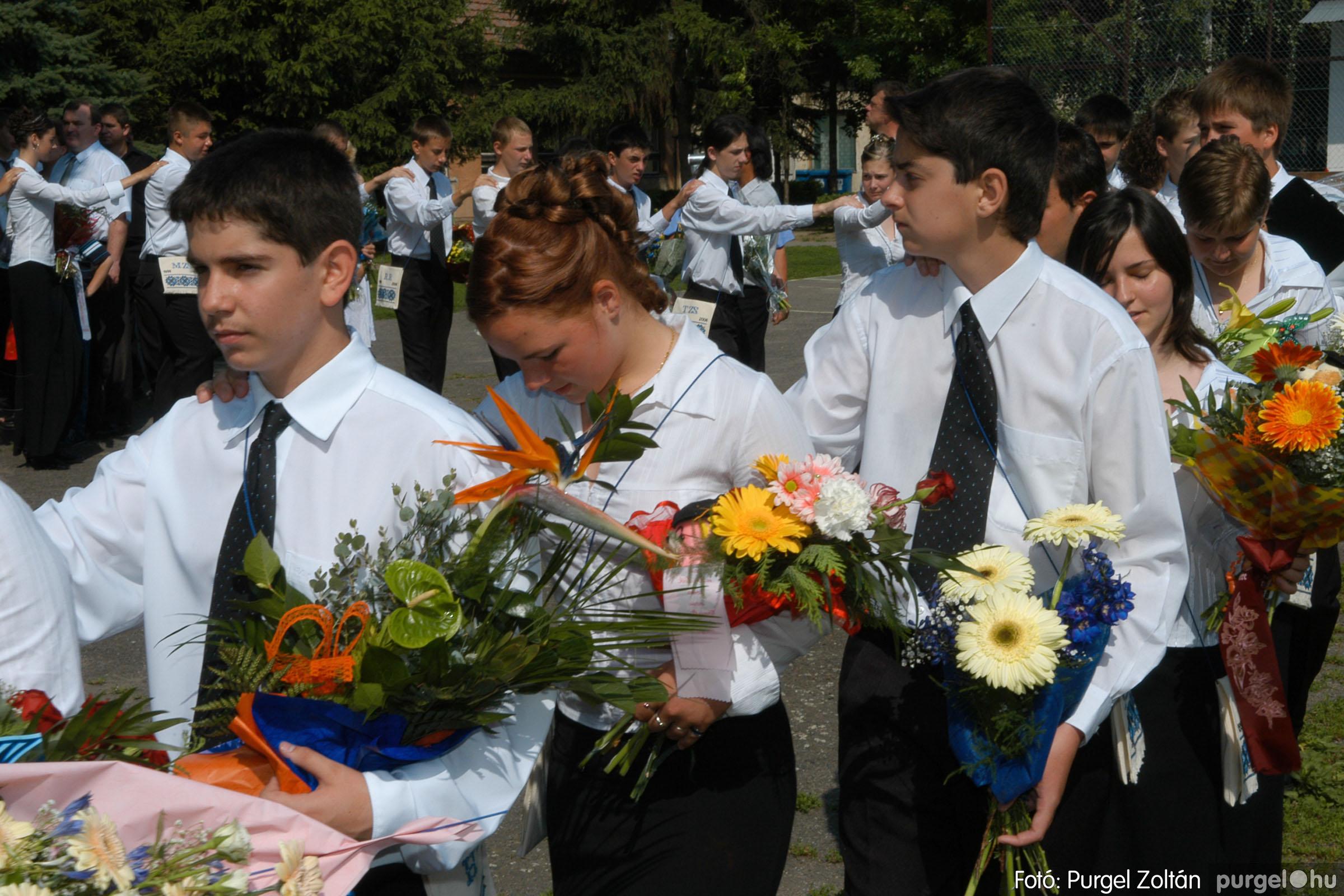 2006.06.17. 047 Forray Máté Általános Iskola ballagás 2006. - Fotó:PURGEL ZOLTÁN© DSC_0066q.jpg