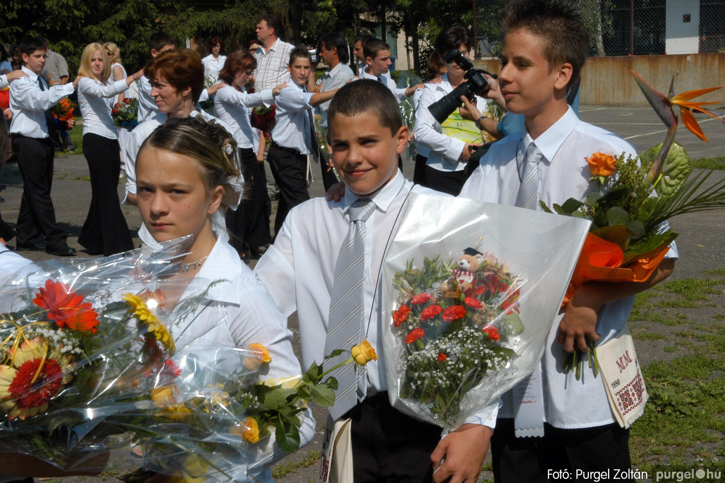 2006.06.17. 044 Forray Máté Általános Iskola ballagás 2006. - Fotó:PURGEL ZOLTÁN© DSC_0063q.jpg
