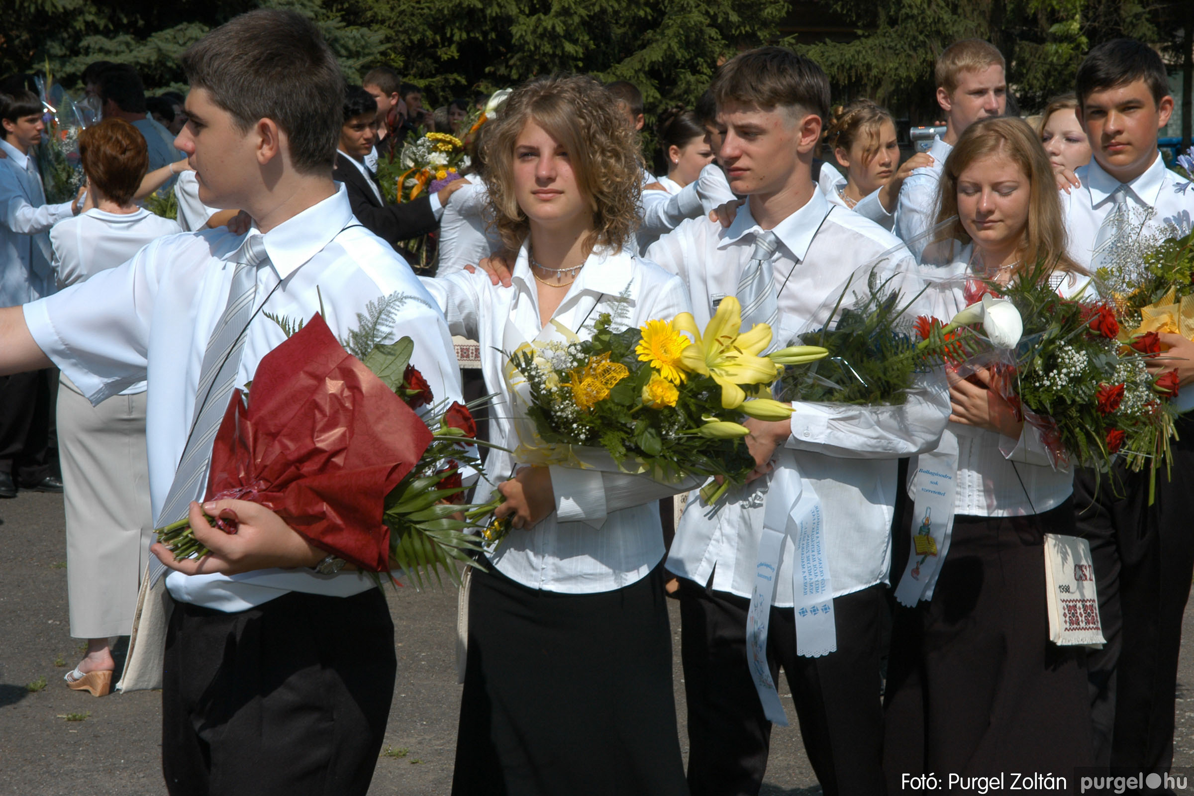 2006.06.17. 041 Forray Máté Általános Iskola ballagás 2006. - Fotó:PURGEL ZOLTÁN© DSC_0059q.jpg