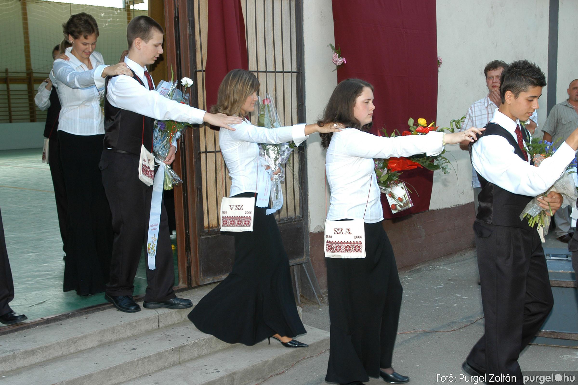 2006.06.17. 027 Forray Máté Általános Iskola ballagás 2006. - Fotó:PURGEL ZOLTÁN© DSC_0044q.jpg