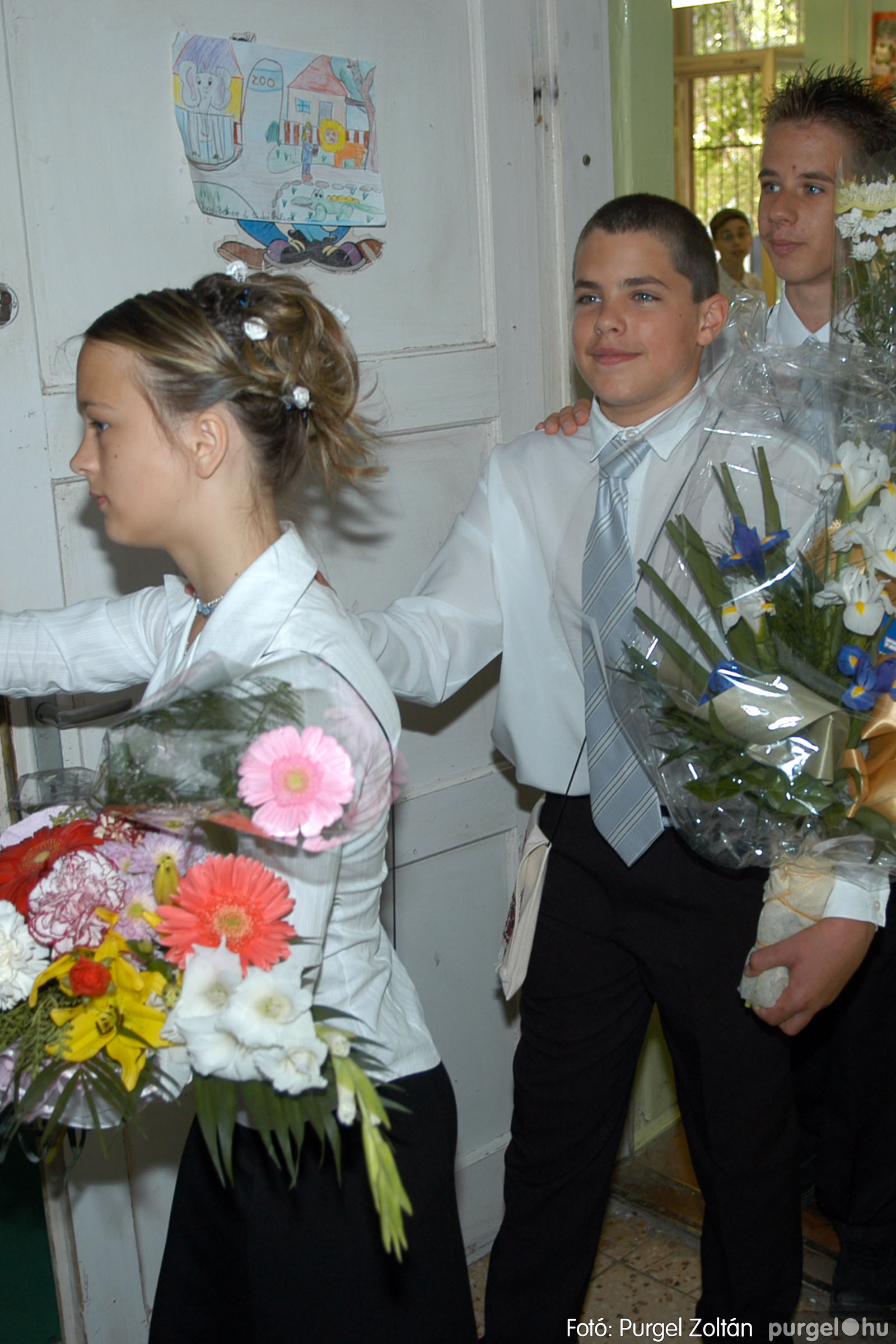 2006.06.17. 019 Forray Máté Általános Iskola ballagás 2006. - Fotó:PURGEL ZOLTÁN© DSC_0027q.jpg