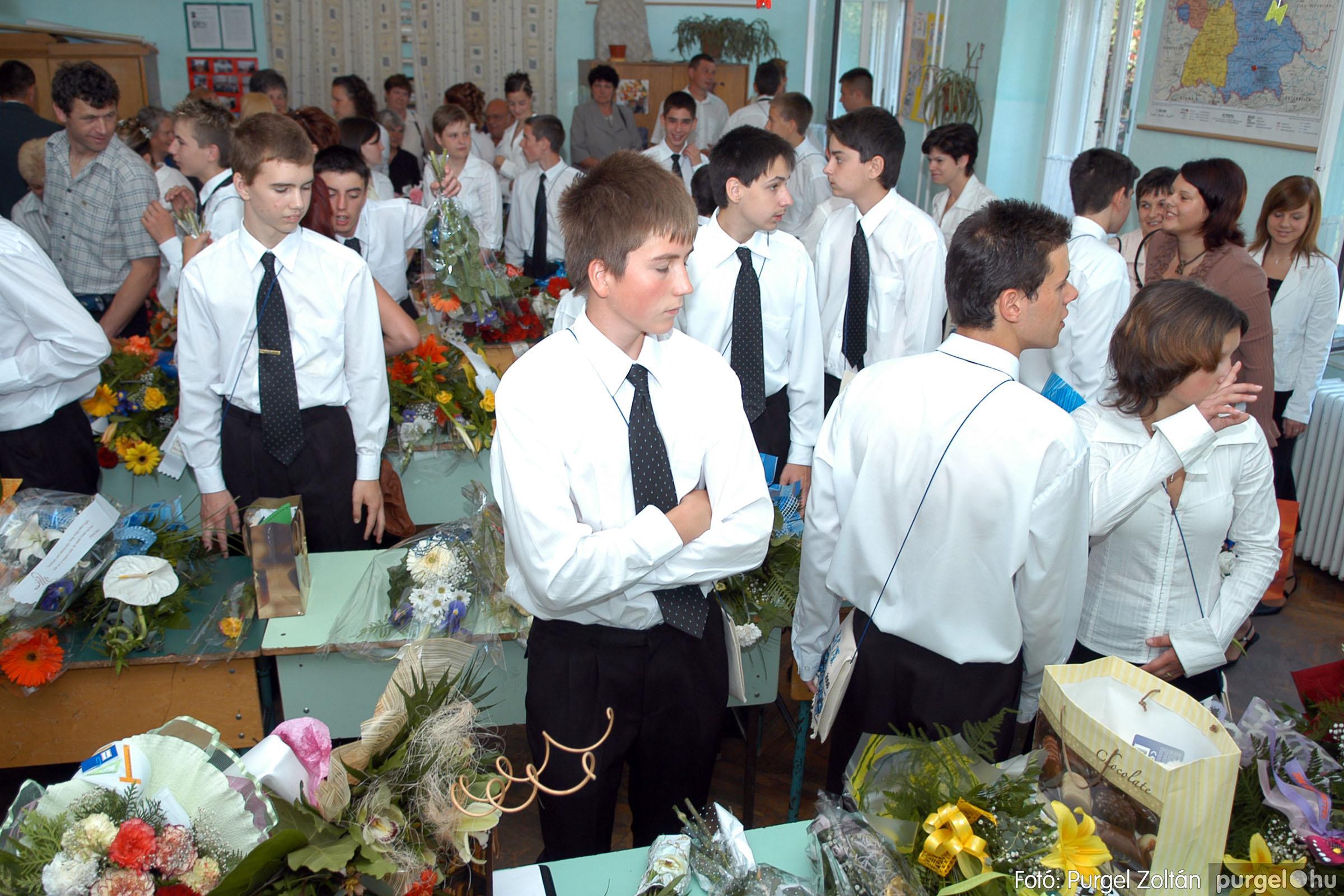 2006.06.17. 007 Forray Máté Általános Iskola ballagás 2006. - Fotó:PURGEL ZOLTÁN© DSC_0011q.jpg