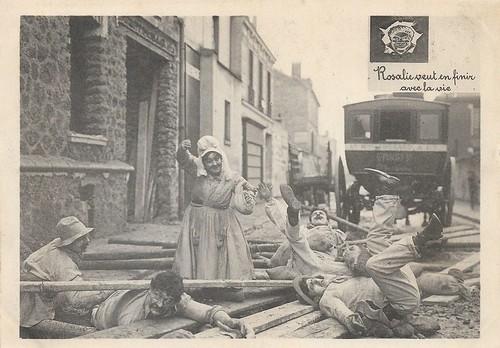 Rosalie veut en finir avec la vie (1911)