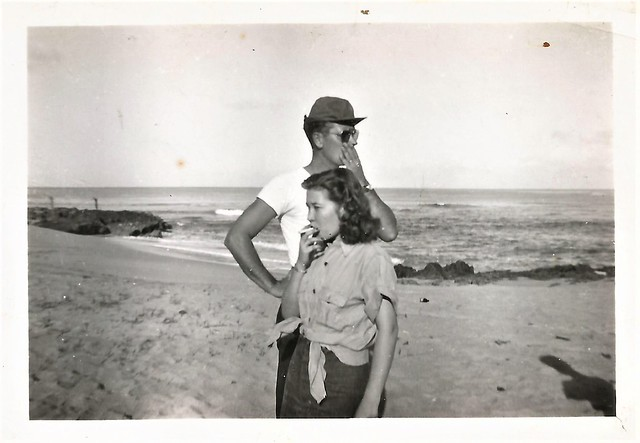 Haleiwa Beach, 1943
