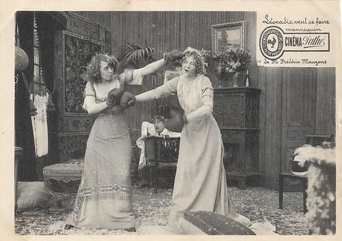 Léocadie veut se faire mannequin (1911)