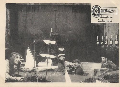 Le bateau de Léontine (1911)