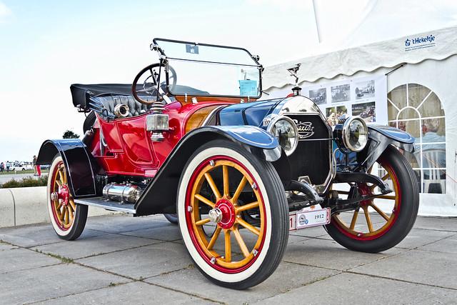 Cartercar R Roadster 1912 (7828)