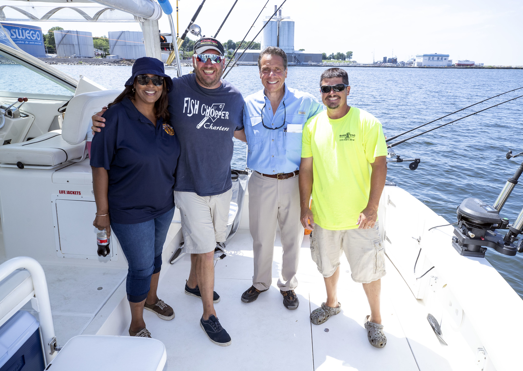 Governor Cuomo Launches New Campaign to Boost Tourism in Lake Ontario Region
