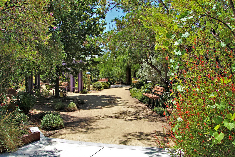 Springs Preserve botanical garden
