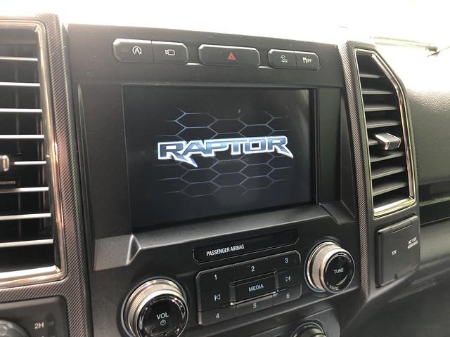 2019 Ford F-150 4X4 SuperCrew Raptor