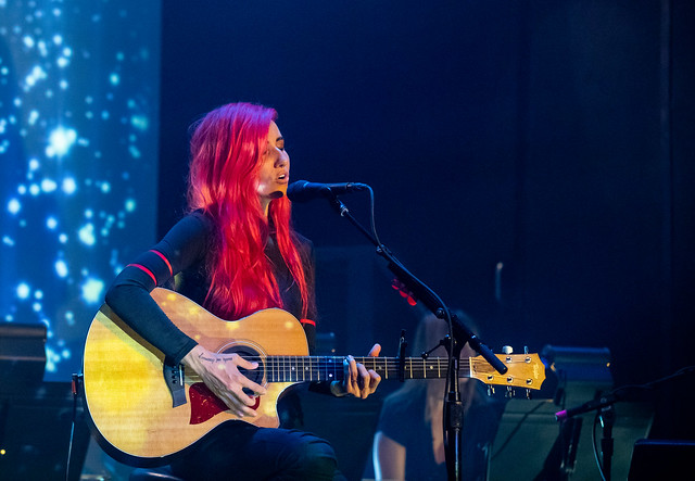 Lights Skin&Earth Acoustic Tour Hits NYC | Shutter 16 Magazine
