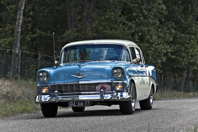Chevrolet 210 Sedan 1956 (9062)