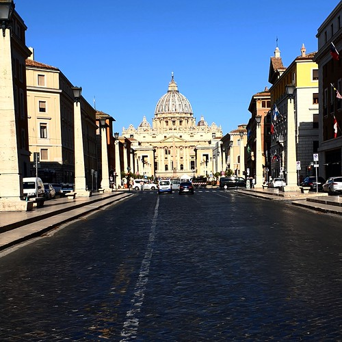Passeggiata per Roma
