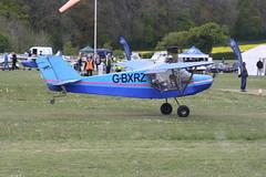 G-BXRZ Rans S6 [PFA 204A-13195] Popham 050519