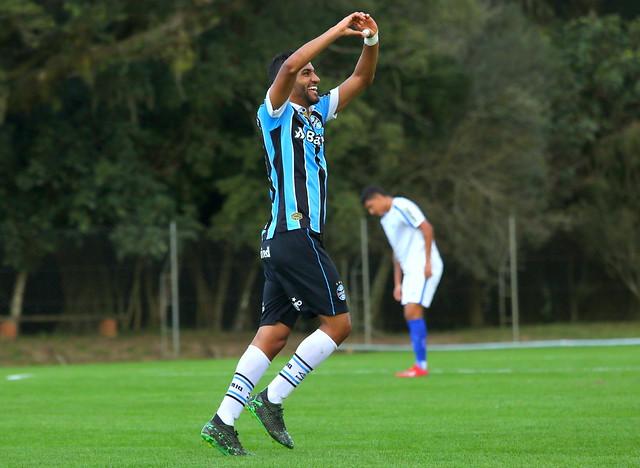 Brasileiro de Aspirantes - Grêmio 2 x 1 Avaí