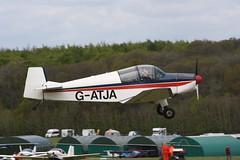 G-ATJA SAN Jodel DR1050 [378] Popham 050519