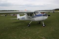 G-ARFO Cessna 150A [150-59174] Popham 050519