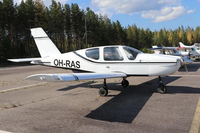 OH-RAS  -  Socata TB9 Tobago  -  Private  -  EFLA 28/7/19
