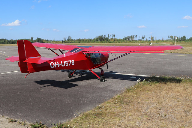 OH-U578  -  Eurofox  -  Private  -  EFLA 28/7/19