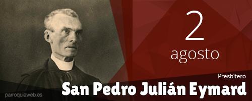 San Pedro Julián Eymard