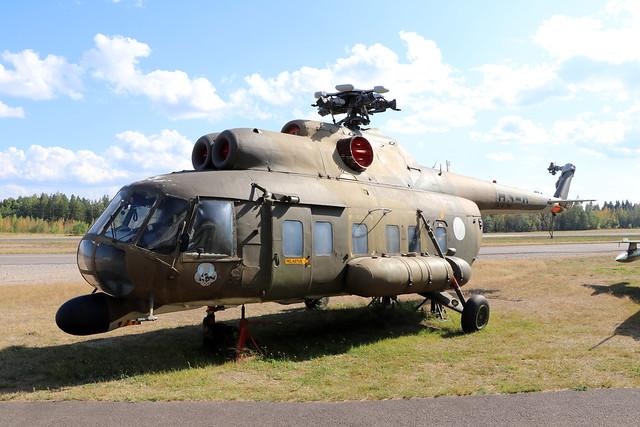 HS-6  -  Mil Mi 8P  -  Finnish Air Force  -  EFLA 28/7/19