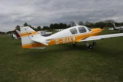 G-BAKW Beagle B121-150 [B175] Popham 050519