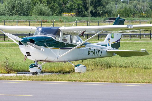Private Reims Cessna F172G G-ATKT