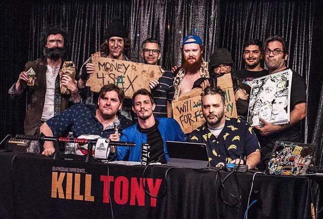 KILL TONY #382