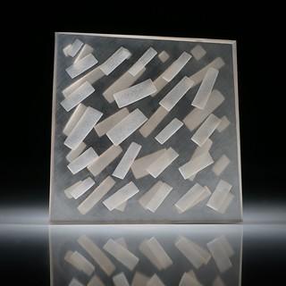 Viereck Geometrie Rhombus Muster Abstrakt