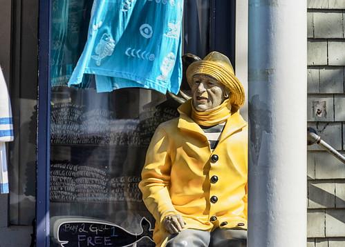 Shopfront Figure